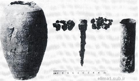 بقایای اولین باتری در کجا کشف شده است؟